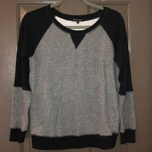Sweaters - Beyond yoga black and white sweater